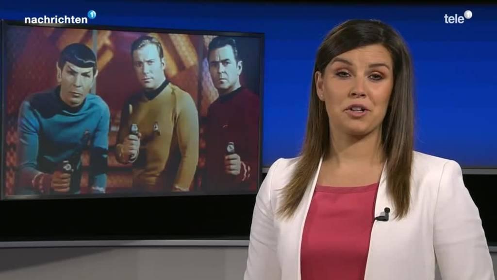 Star Trek-Forscher in Luzern