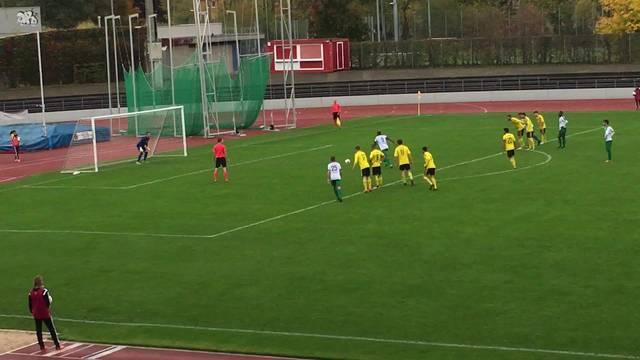 Djibril Cissés Penalty-Treffer