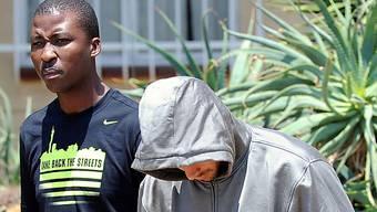 Mordanklage gegen Oscar Pistorius