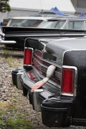 Als wäre das Auto einem Film entsprungen
