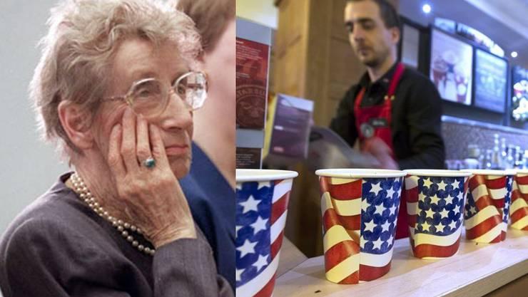 Stella Liebeck: 4,5 Millionen Dollar für verschütteten Kaffee.