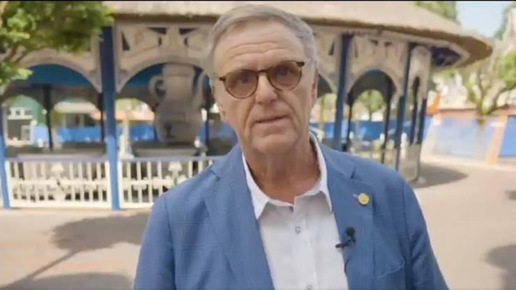 Europapark-Gründer Roland Mack hatte in letzter Zeit wenig Erfreuliches zu vermelden.