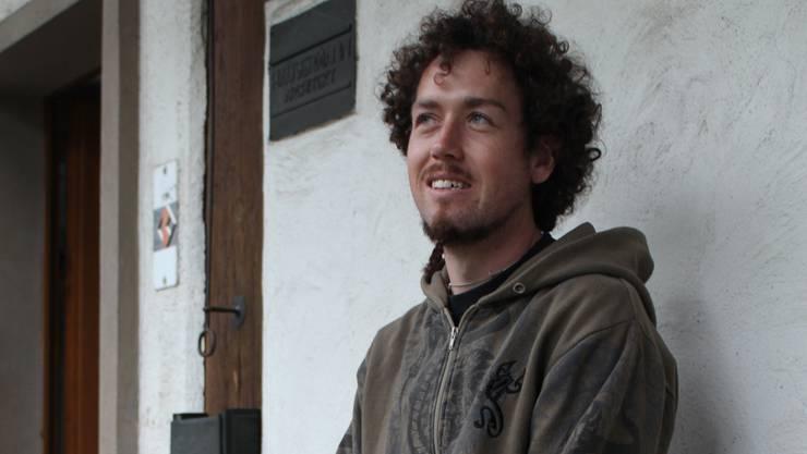 Simon Hasenfratz hat seine nächste Reise bereits geplant.