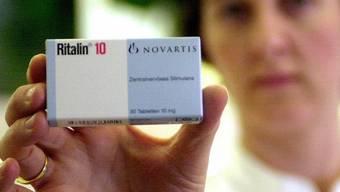 Ritalin (für Kinder) wird als Partydroge missbraucht (Archiv)