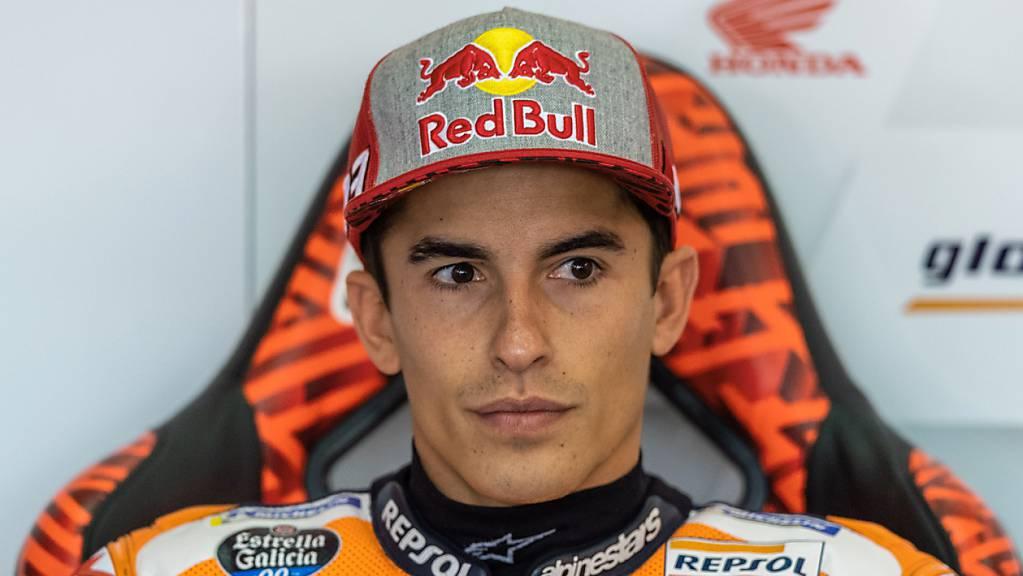 Marc Marquez darf endlich wieder Rennen fahren