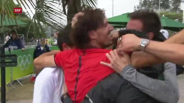 Cancellara holt Gold im Zeitfahren