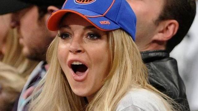Eine halbe Million Dollar würde Lohan für den Boxkampf bekommen