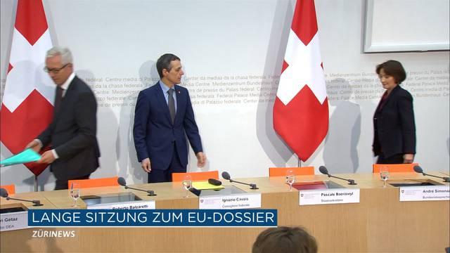 Bundesrat diskutiert heftig über EU