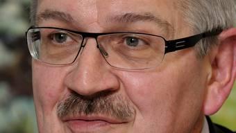 Regierungsrat Roland Brogli weist die Kritik zurück