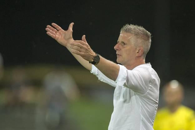 Mit nur zwölf Punkten nach elf Spielen muss der Tessiner, der vom Super-League-Aufsteiger aus Lugano zum FCA gekommen war, wieder die Segel streichen. Bordolis Mission mit dem FC Aarau den direkten Wiederaufstieg zu realisieren ist damit gescheitert.