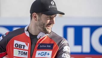 Gelungener Start in die Saison: Bob-Pilot Michael Vogt