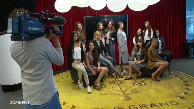 Miss Schweiz-Camp in Opfikon gestartet