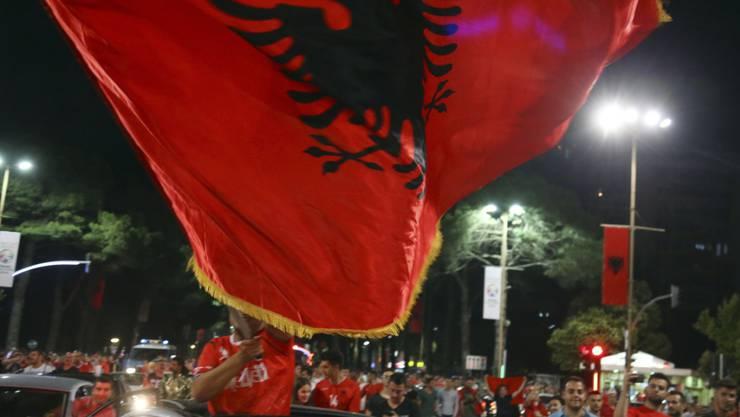 Albanien feierte am Sonntag, drei Tage später herrscht Ernüchterung