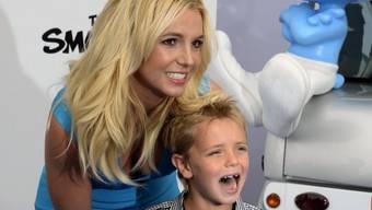 Britney Spears will mit Sohn Sean Preston auftreten (Archiv)