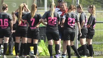 Die FC Aarau Frauen stecken sich hohe Ziele.