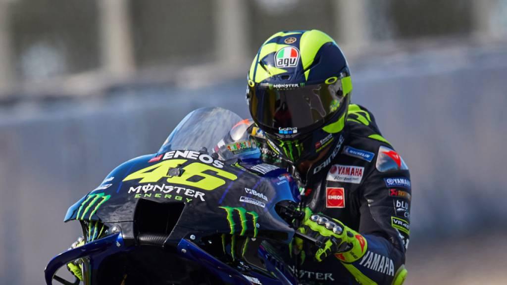 Valentino Rossi setzt Karriere 2021 fort