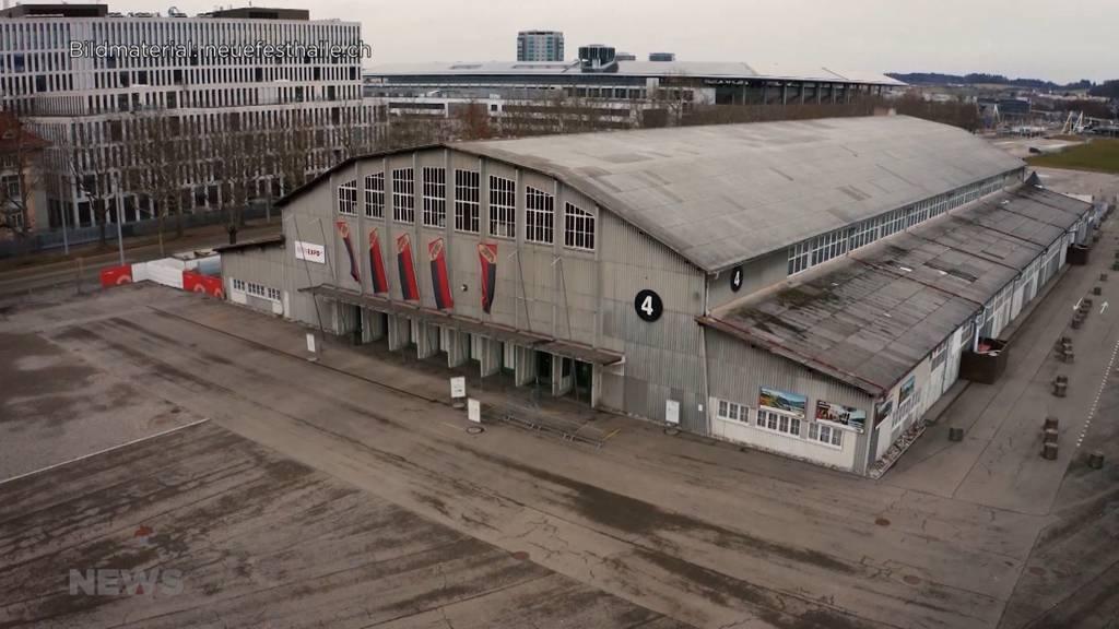 Stadt Bern: Abstimmung über neue Festhalle steht bevor