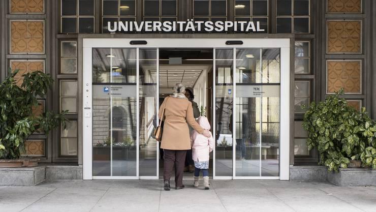 Das Unispital Zürich verpasst sich eine neue Corporate Identity. (Symbolbild)