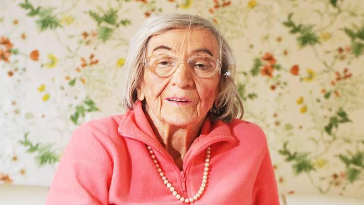 Margot Woelk war eine von Hitlers 15 Vorkosterinnen.