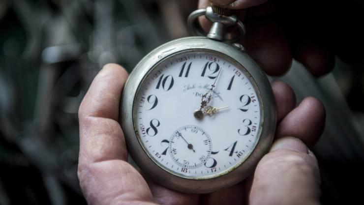 Heute Nacht ist wieder Zeitumstellung angesagt: Von 2 auf 3 springt der Zeiger.
