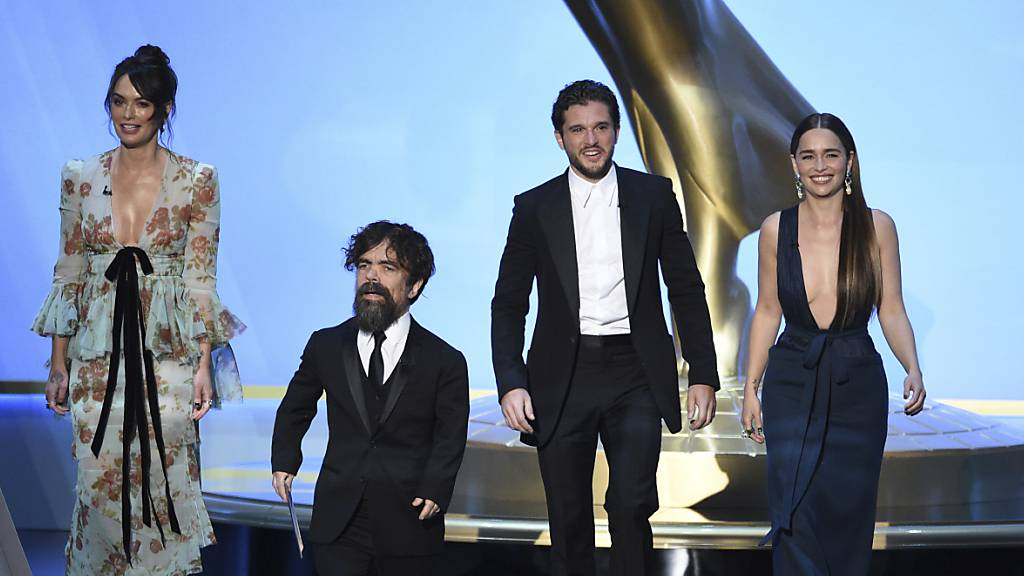 «Game of Thrones» heimst zwölf Emmys ein