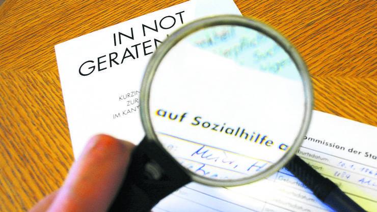 Themen Bild Sozialkosten, Sozialhilfe