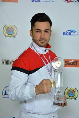 Europameister Murat Sahin