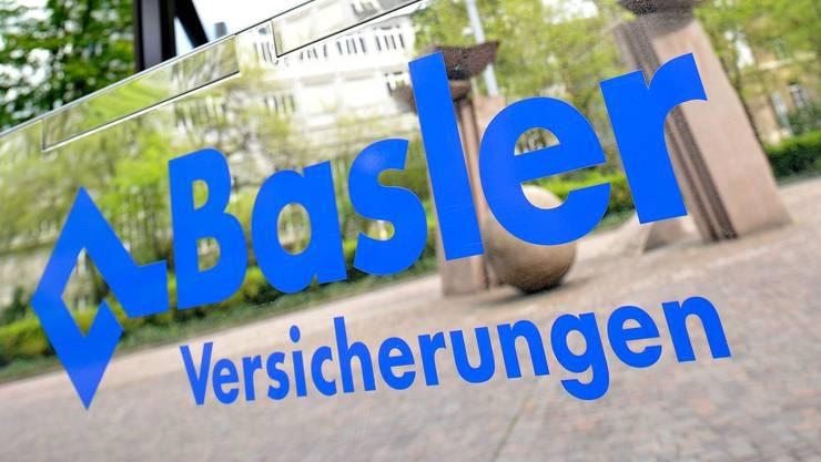DIe Baloise erwartete einen Rückgang des Geschäftsvolumens wegen positiven Effekten aus dem Vorjahr.