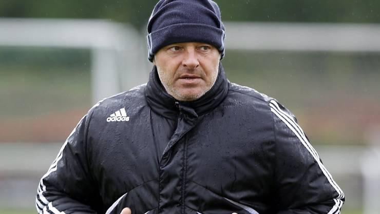 Wils Goalie-Trainer Stephan Lehmann ist für ein Spiel gesperrt