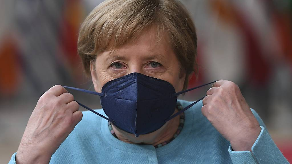 Angela Merkel, Bundeskanzlerin von Deutschland. Foto: John Thys/Pool AFP/AP/dpa