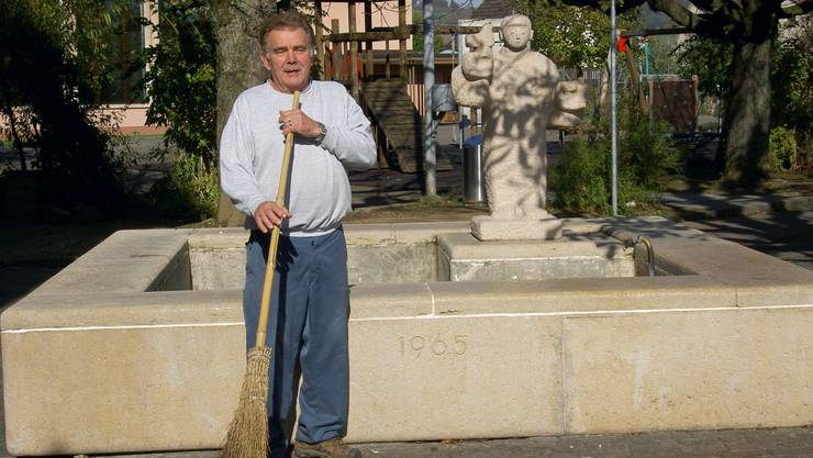 Bis Ende November wird Herbert Weiss in Pension gehen. Foto: pst