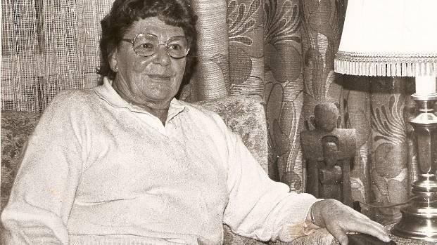 Anni Lanz, am Ende ihrer Amtszeit als Gemeindeammann. zvg