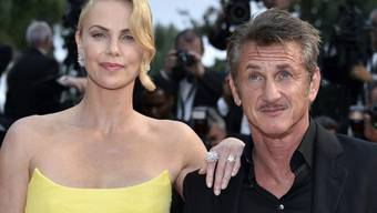Hand in Hand in Cannes: Sean Penn und Charlize Theron