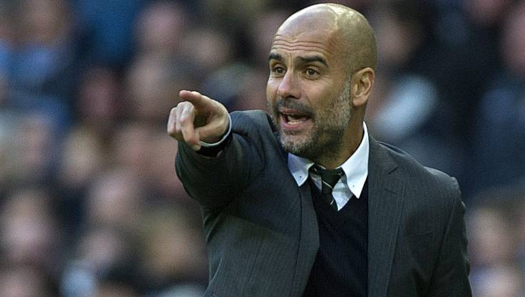 Pep Guardiola hat im Sommer Manchester City mit erstaunlicher Wucht übernommen.