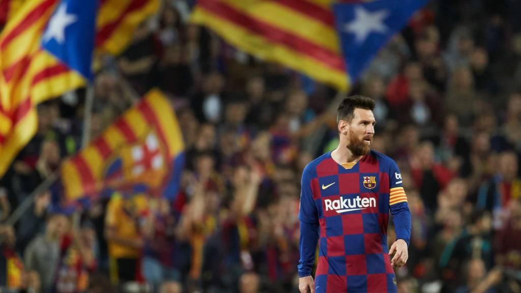 Lionel Messi mit zwei Toren und zwei Assists