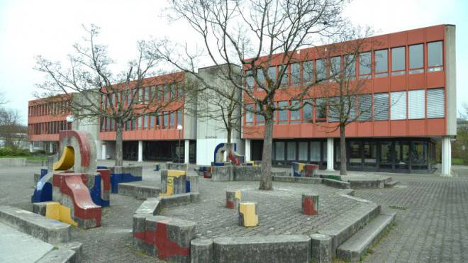 Sonderregel für Muslime: Sekundarschule Therwil BL. Foto: Nicole Nars-Zimmer