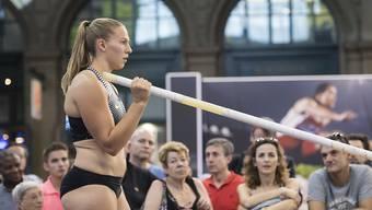 Angelica Moser gewann einen weiteren internationalen Titel