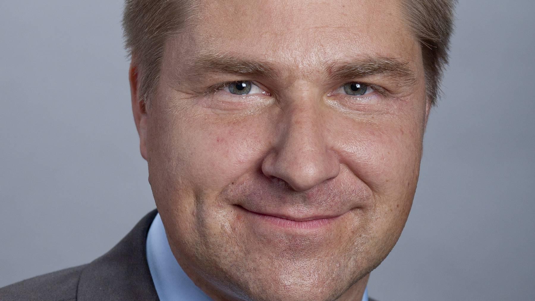Toni Brunner tritt als SVP-Parteipräsident zurück