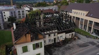 Grossbrand Stetten: So berichtete TeleM1 über die Katastrophe für die Bewohner.
