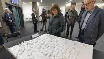 Die Mitwirkung zum Gestaltungsplan Olten SüdWest ist eröffnet.