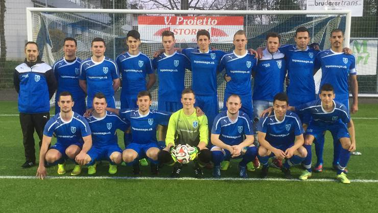 Der FC Frenkendorf geht mit dem 2. Platz in die Winterpause.