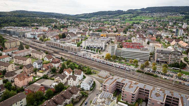 Ein typisches Schweizer Dorf – diese Kategorisierung fällt einem bei Dietikon nicht unbedingt als erste ein.