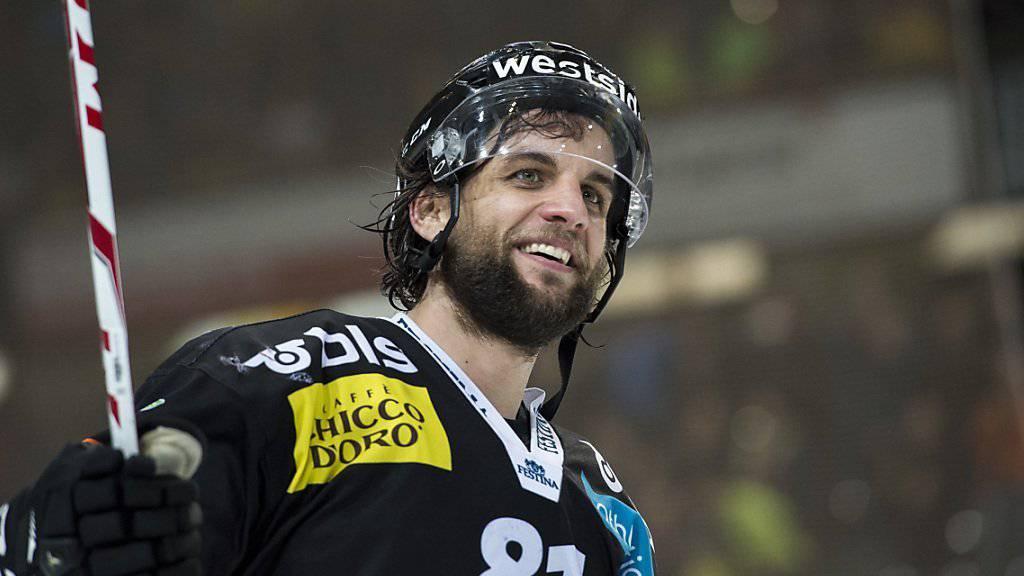 Matchwinner Thomas Ruefenacht: «Mit diesem Kampfgeist gewinnen wir auch in Lugano»