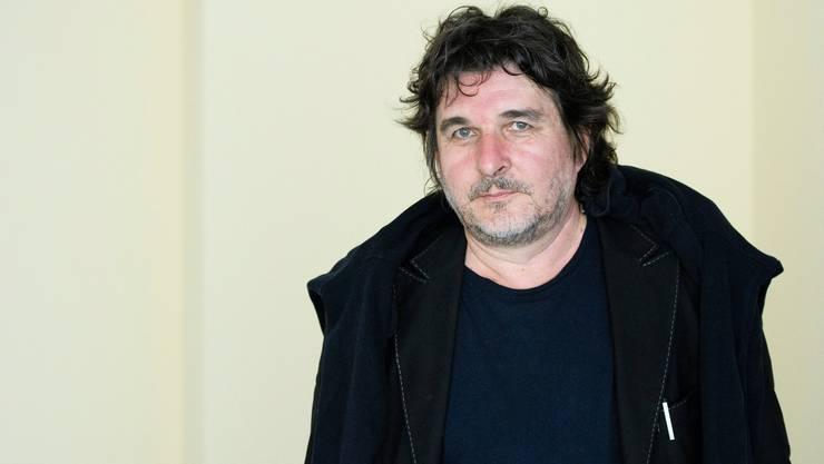 Erhält den Schweizer Grand Prix Literatur für sein Gesamtwerk: Frédéric Pajak. (Archivbild)