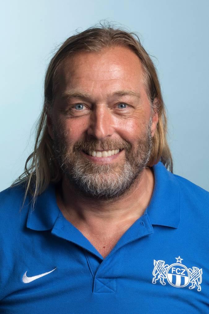 Van Eck war zuletzt Assistenztrainer beim FC Zürich.