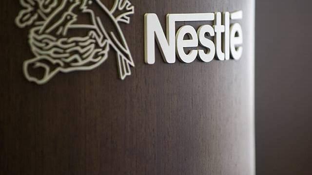 Logo von Nestlé (Archiv)