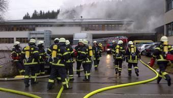 14 Tote bei Brand in Behindertenwerkstatt