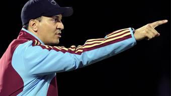 Francesco Gabriele war Trainer der AC Bellinzona. Nun wird er Assistenztrainer des FC Thun