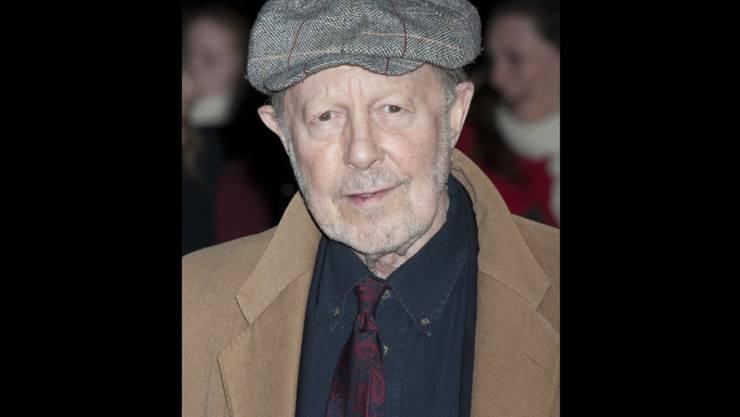 Der britische Filmregisseur Nicolas Roeg starb im Alter von 90 Jahren. (Archivbild)
