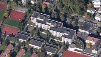 Kantonsschule Zürich Nord in Oerlikon